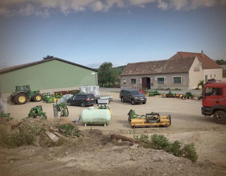 CFS Cross Farm Solution Geschichte_Firmengelände ALT2