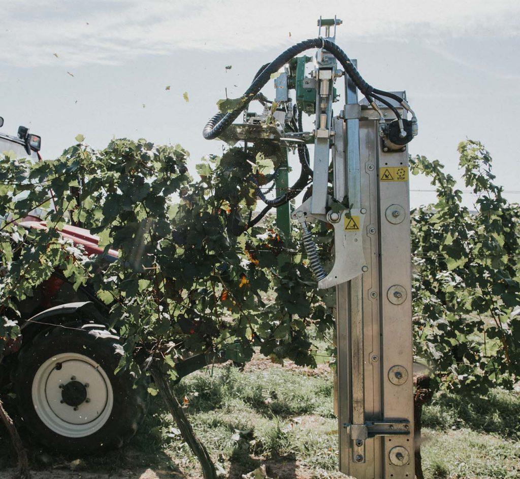 Laubschneider Weinbau CFS Cross Farm Solution