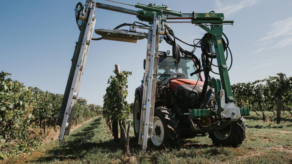 Produktbild_LaubschneiderCFS Cross Farm Solution Ueberzeile