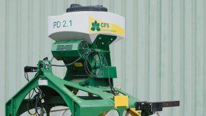 Produktbild_Saegaeret_Pneumatisch_CFS Cross Farm Solution