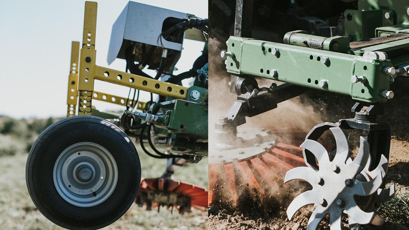 Unterstockpflege_Vinox im Einsatz_CFS Cross Farm Solution